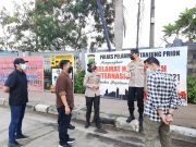 Patuhi Prokes, Demo Buruh di Tanjung Priok Berjalan Aman dan Kondusif