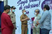 Sukseskan Vaksinasi Lansia, Pemkot Jakarta Selatan Gandeng Medco Foundation