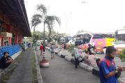 Weekend Terakhir Jelang Larangan Mudik, Begini Suasana Terminal Bus Kampung Rambutan