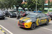 Pengunjung Pasar Tanah Abang Membludak, Polisi Tutup Jalan H Fachrudin Jakpus
