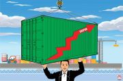 Top! Koperasi Pakan Ternak Ini Mampu Ekspor ke Brunei Darussalam