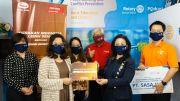 Tekan Angka Stunting, Sasa Inti Donasikan Rp200 Juta ke Rotary Club