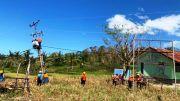 Hampir Tuntas, Begini Perjuangan PLN Pulihkan Listrik NTT Pasca Siklon Seroja