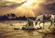 Abbad bin Bisyir: Ada Cahaya Allah yang Selalu Menyertainya