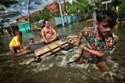 Januari-April 2021, Bencana Alam di Indonesia Didominasi Banjir