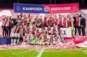 Ajax Kampiun Liga Belanda Eredivisie 2020/2021