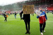 Man United Kecam Aksi Protes yang Bikin Duel vs Liverpool Tertunda