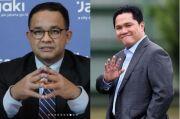 Anies Baswedan-Erick Thohir Mesti Beli Perahu untuk Pilpres 2024