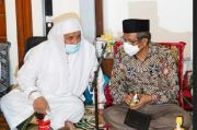Mahfud MD Hadiri Khatmil Quran di Ponpes Salafiyah Pasuruan