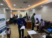 Lewat Eazy Paspport, Kantor Imigrasi Proses 55 Permohonan Paspor di Gedung MPR