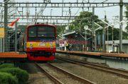 Mulai Hari Ini, KRL dari Arah Lintas Barat Hanya Sampai Stasiun Palmerah