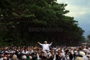 Terungkap! Habib Rizieq Sebut Kerumunan Petamburan Berawal saat Mengumandangkan Shalawat