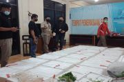 Polisi Gagalkan Penyelundupan 34 Boks Benih Lobster Campur Sayuran di Bandara Soetta