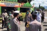 Halau Arus Pemudik, Polda Bali Tambah Dua Pos Penyekatan