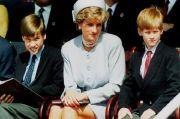 Pangeran Harry-William Dijadwalkan Tampil Bersama Dalam Acara Peresmian Patung Putri Diana