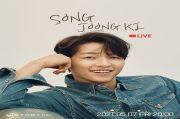 Usai Bintangi Vincenzo, Song Joong Ki akan Sapa Penggemar Lewat YouTube 7 Mei