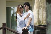 Ciuman Pertama Saat Malam Pertama, Aurel Hermansyah: Abang Agresif Banget