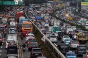 Sebanyak 387.383 Kendaraan Tinggalkan Jabodetabek Akhir Pekan Lalu