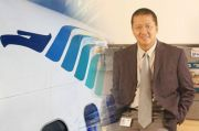 Larangan Mudik Berlaku 3 Hari Lagi, Bos Garuda Indonesa Bilang Begini