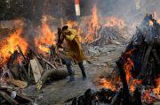 COVID-19 India: Sehari 3.689 Meninggal, Akan Gunakan Krematorium Anjing