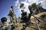 Kelompok Pemberontak Klaim Tembak Jatuh Helikopter Militer Myanmar