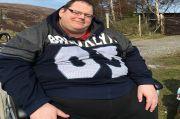 Takut Istri Tewas saat Bercinta, Pria 368 Kg Ini Sukses Turunkan Bobotnya