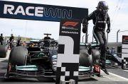 Formula 1: Lewis Hamilton Kampiun GP Portugal 2021