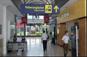 Dampak Larangan Mudik, Stasiun Gubeng Surabaya Sepi