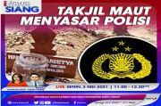 Takjil Maut Menyasar Polisi, Saksikan Selengkapnya di iNews Siang Senin Pukul 11.00 WIB