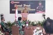 Bupati Gowa Sebut Dukungan TNI Dongkrak Kemajuan Daerah