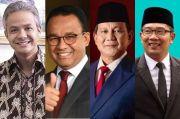 Belum Ada yang Dominan, Elektabilitas 4 Tokoh Ini Bersaing Ketat