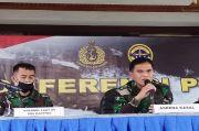 Terkendala Kedalaman, TNI AL: Baru Bagian Kecil KRI Nanggala yang Diangkat