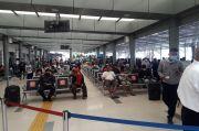 Masih Ramai, Begini Situasi Stasiun Pasar Senen 2 Hari Jelang Larangan Mudik