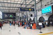 Mudik sebelum Dilarang, Penumpang KA dari Stasiun Pasar Senen Ngomong Blak-blakan