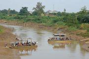 Cegah Pemudik, Jalur Perahu Eretan di BekasiDitutup
