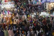 Kerumunan di Pasar Tanah Abang, Pras: Satgas Covid DKI ke Mana?