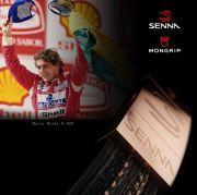 Gelang dari Ban Bekas Mobil Balap Ayrton Senna Dijual di Harga Rp62,8 Juta
