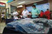 Selama April, BNNP Kepri Amankan 20 Kg Lebih Sabu dan 6 Tersangka