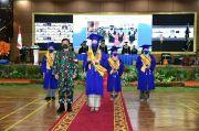 Saksikan Wisuda, Panglima TNI Bangga dengan Prestasi Siswa SMA Pradita Dirgantara