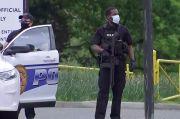 Agen FBI Tembak Pria Bersenjata yang Coba Masuk Markas CIA