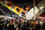 Jembatan Rel Ambruk saat Dilintasi Kereta Mexico City, 13 Tewas dan 70 Luka