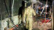 Menteri Kesehatan Irak Mundur setelah Kebakaran RS Tewaskan 80 Orang
