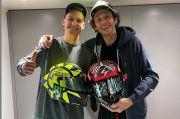 Quartararo Naik Meja Operasi, Rossi: Sampai Jumpa di Le Mans