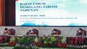 RUPS Bank Jatim Sepakati Pembagian Dividen Sebesar Rp733,5 Miliar