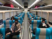Kereta Pada 6-17 Mei Hanya untuk Perjalanan Mendesak dan Kepentingan Non Mudik