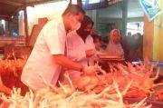 Pemkot Parepare Periksa Kualitas Daging di Pasar Lakessi
