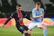 Veratti Sebut PSG Tak Perlu Keajaiban di Markas Man City