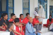 4 Bulan Tak Gajian, Honorer Petugas Kebersihan Pasar Datangi Kantor DPRD Madina