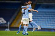 Ukir Rekor Warnai Sukses Man City Tembus Final Liga Champions