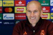 Zidane: Bukan Keajaiban Berada di Semifinal Liga Champions